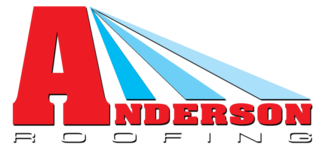 anderson roofing logo