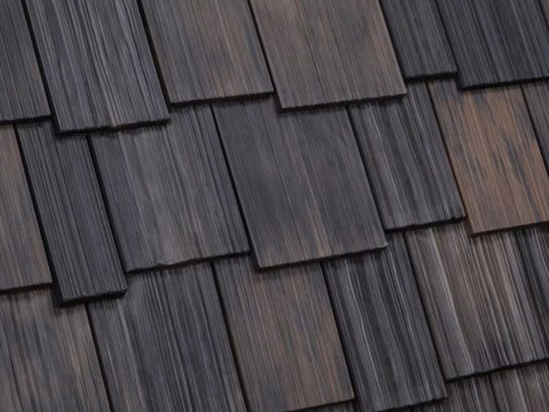 davinci roofscapes wood shake