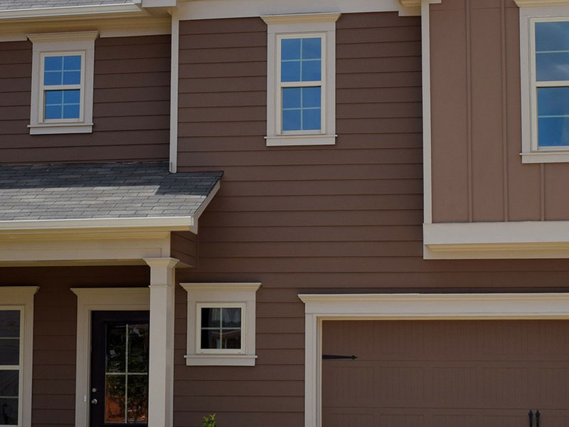 professional siding services